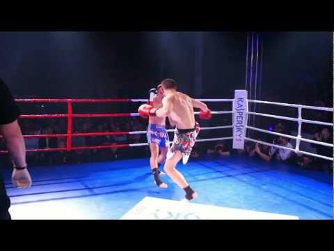 Eliasz Jankowski Gala k1 legnica Prych team full hd