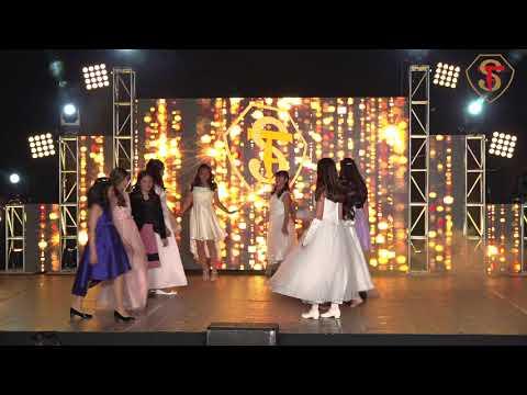 Ceremonia De Coronación  2019 Baile Segundo Ciclo