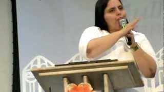 Culto das Mulheres Comprometidas - Preletora Missionaria Helena Raquel