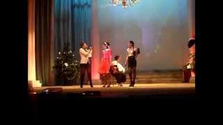 """""""Карнавальная ночь"""" в театре города Бельцы (2 часть)"""