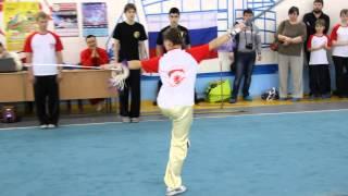 Демонстрация приемов ушу. Саратов(, 2015-01-18T12:22:07.000Z)