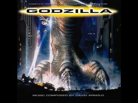 David Arnold- Joe Gets a Bite / Godzilla Arrives
