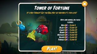 Tower of Fortune Cheat in Angry Birds 2