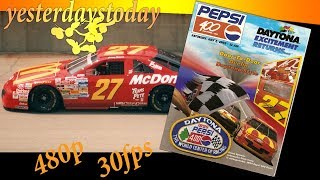 1994 NASCAR Pepsi 400 at Daytona