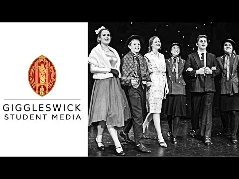 Giggleswick School - Guys and Dolls: Behind the Curtain