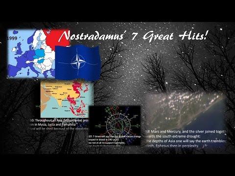 Nostradamus' 21st Century Vision