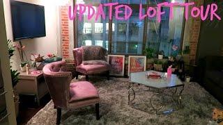 New Decor, Furniture, & Changes! | Updated Loft Tour