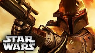 Top 10 Facts About the Mandalorians You Never Knew - Star Wars Revealed | Star Wars HQ