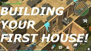 LAST DAY ON EARTH - HOW TO BUILD A HOUSE GUIDE FOR BEGINNERS!