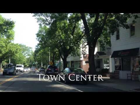 Ridgefield, CT - Town Center