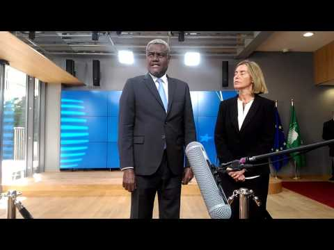 Formin Council Africa Moussa Faki Mahamat