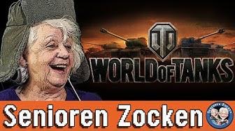 World of Tanks - Senioren Zocken!!!