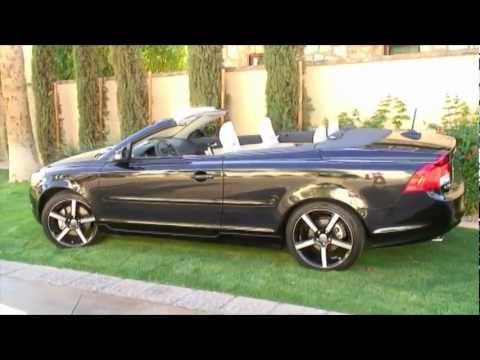 2012 Volvo C70 T5 Inscription Convertible, Detailed Walkaround - YouTube