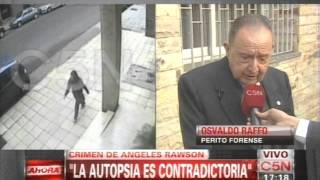 C5N - CRIMEN DE ANGELES RAWSON: HABLA OSVALDO RAFFO