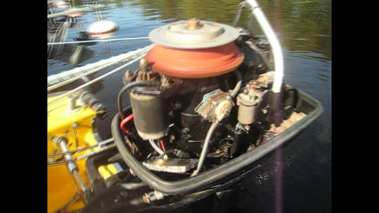 1978 volvo penta 400 outboard under the hood youtube rh youtube com Volvo Penta Boat New Volvo Penta Outboard