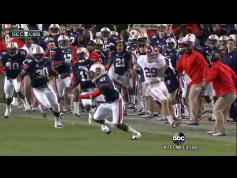 The Greatest Play in Sports History?