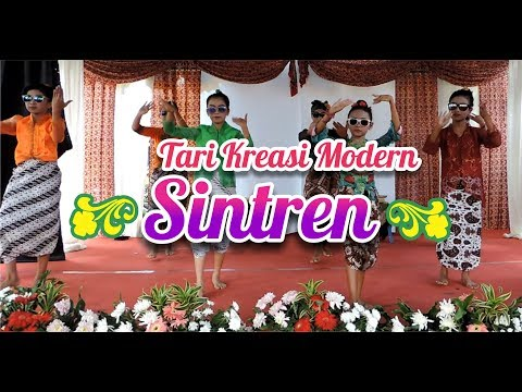 Tari Sintren Kreasi Modern Peringatan Sumpah Pemuda