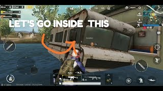 HOW TO GO INSIDE THE DUMMIE VEHICLES IN PUBG MOBILE || PUBG HINDI || NEW GLITCH