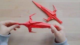 Как сделать меч из бумаги, Origami Sword (Nakano Kay)(В этом видео я подробно показал и рассказал, как сделать короткий меч из бумаги (Origami Sword). Некоторые называю..., 2016-04-10T14:09:11.000Z)