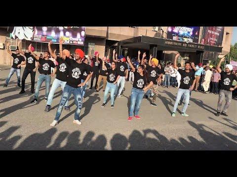 STREET BHANGRA | NIT JALANDHAR |  UTKANSH 2018 | NITJ BHANGRA CLUB | BHANGRA WORLD