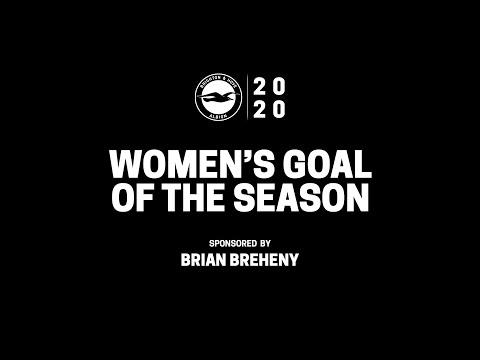 2019/20 Women's Goal of the Season