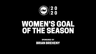 2019/20 Women's Goal of the Season