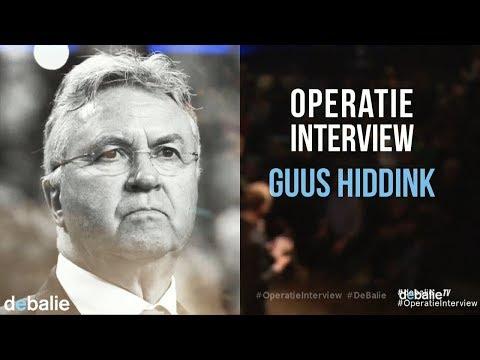 Operatie Interview: Guus Hiddink