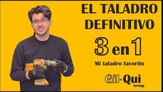 ✅ CUAL ES EL MEJOR TALADRO DE BATERIA 2020 taladro + atornillador + percutor