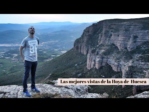 COLEGIATA DE BOLEA Y MIRADOR DE LOS BUITRES - Hoya de Huesca