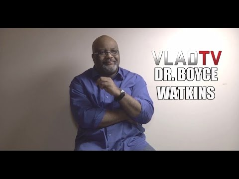 Boyce Watkins: Leaving Academia Was Scary But It Made Me a M