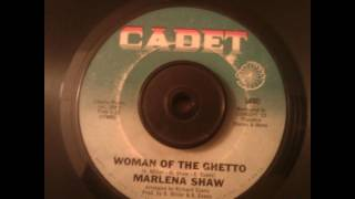 """Woman Of The Ghetto"" - Marlena Shaw"