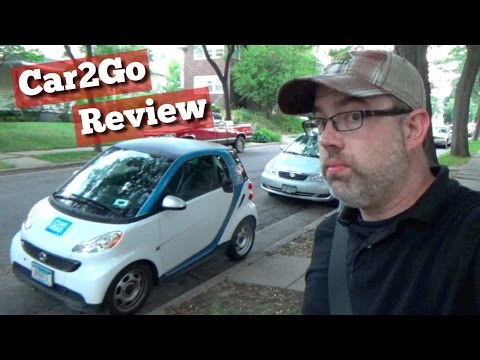 Car2Go Review