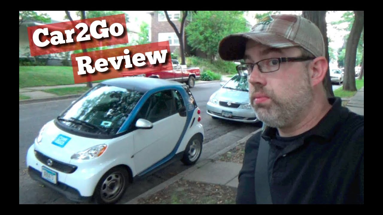 Car2go Review Youtube