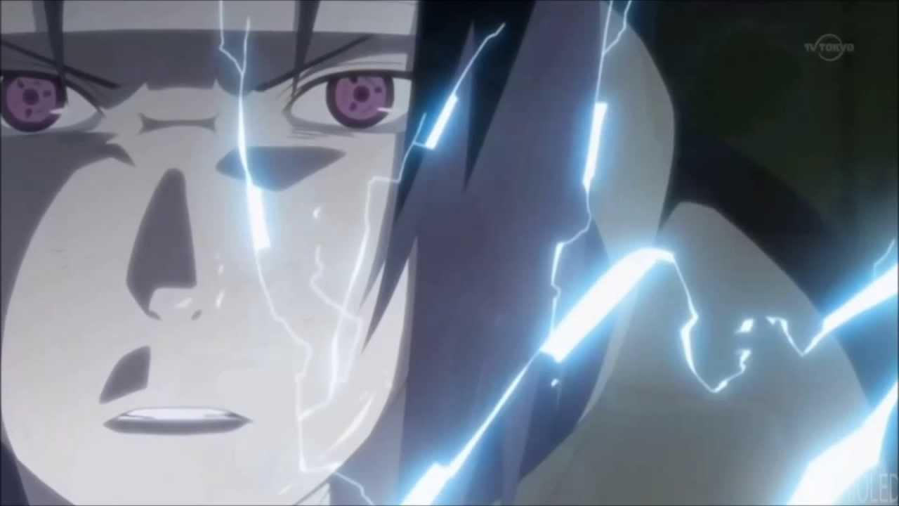 Sasuke Chidori Nagashi (Sound effect) - YouTube