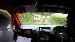 Darragh Kelly & Gerry Hughes SS6 Donegal Rally 2012 / 4thelads.ie Fiesta