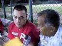 Entrevista con el Receptor Juan Medina Jugador de Villalba