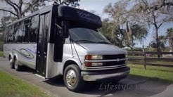 20 Passenger Ultimate Party Bus