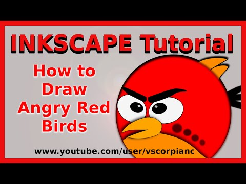 Inkscape Tutorials for Beginners - Shiny Glossy Button with Bezel ...