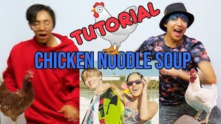 Tutoriales para KPOP RANDOM PLAY [Chicken Noodle Soup- JHope feat. Becky G] Mirrored