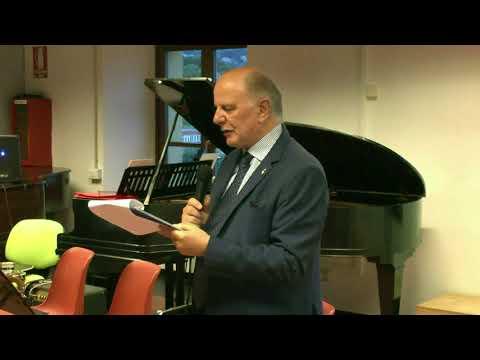 Inaugurazione e Concerto della nuova sede dell' Accademia Musicale di Arenzano