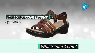 CLARKS Women's Lexi Bridge Sandal | 2019 Summer Colors Collection
