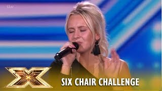 Molly Scott: This 16 Year Old...She Is The BRITAIN´S Next STAR! | The X Factor UK 2018