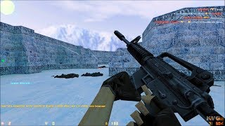 Counter-Strike 1.6 (2019) - Fy_Snow Gameplay PC HD