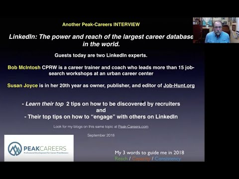 e1b9ac3d061 INTERVIEW  LinkedIn Tips from 2 LinkedIn Experts - YouTube