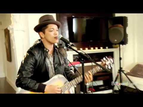Bruno Mars  Just The Way You Are acoustic