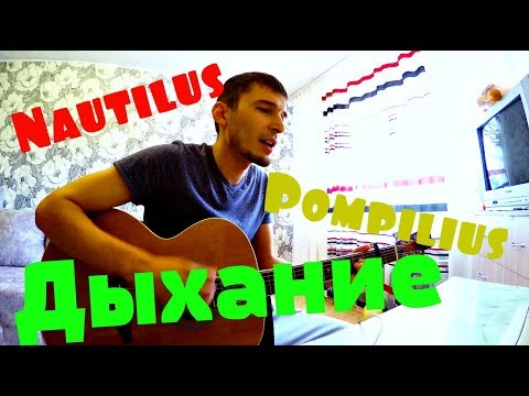 Nautilus Pompilius - Дыхание (cover By Guitar TIMe)