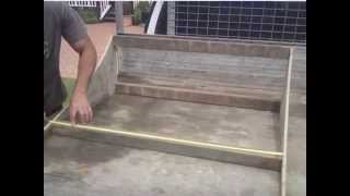 How To Build A Kicker (skate Ramp)