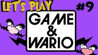 Let's Play Game & Wario | #9 - Taxi