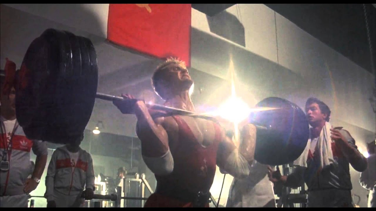Rocky IV - Training Mo...