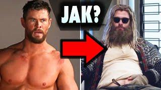 Jak powstał Gruby Thor? - Kulisy MCU